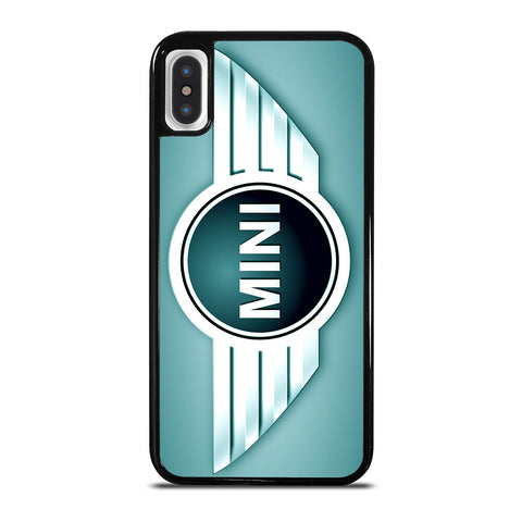 MINI COOPER LOGO iPhone X / XS Case