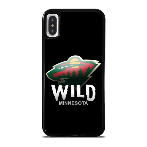 MINNESOTA WILD LOGO iPhone X / XS Case