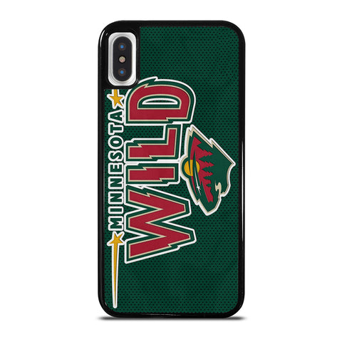 MINNESOTA WILD WALLPAPER iPhone X / XS Case