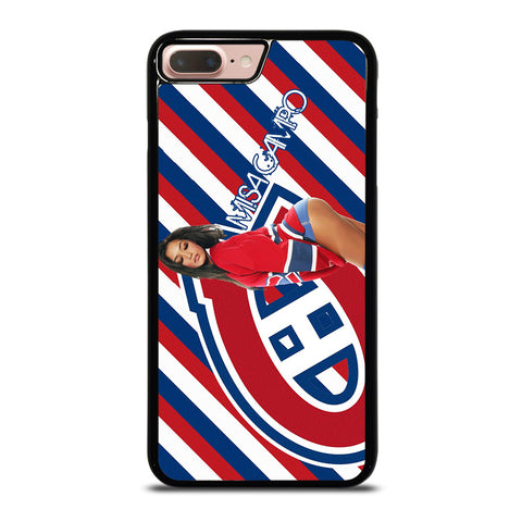 MISA CAMPO MONTREAL CANADIENS iPhone 7 Plus / 8 Plus Case