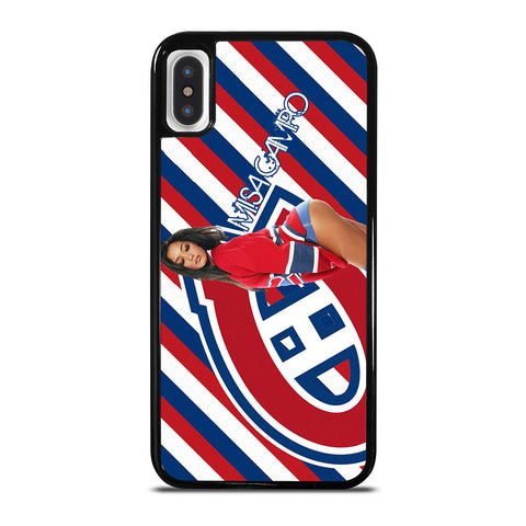 MISA CAMPO MONTREAL CANADIENS iPhone X / XS Case