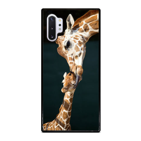 MOM TOUCHES BABY GIRAFFE Samsung Galaxy Note 10 Plus Case Cover
