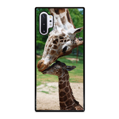MOM & BABY GIRAFFE Samsung Galaxy Note 10 Plus Case Cover