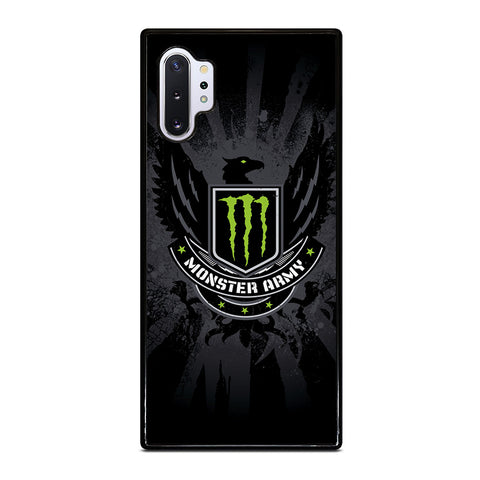 MONSTER ARMY ENERGY Samsung Galaxy Note 10 Plus Case Cover