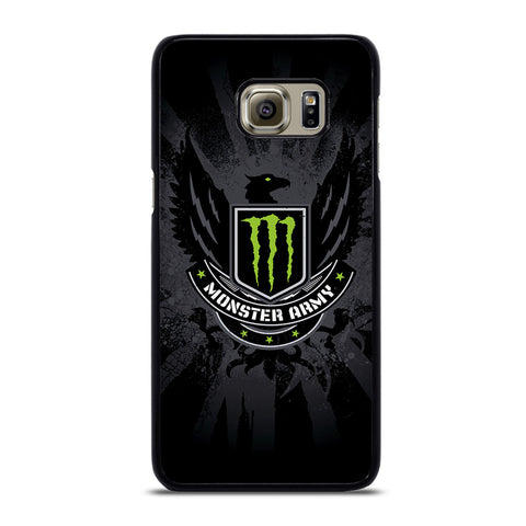 MONSTER ARMY ENERGY Samsung Galaxy S6 Edge Plus Case