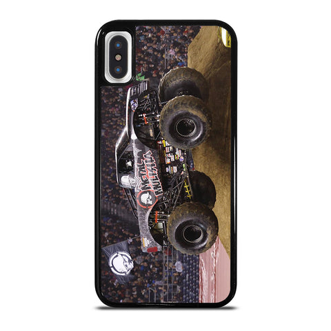 MONSTER TRUCK FLYING iPhone X / XS Case