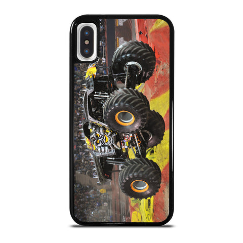 MONSTER TRUCK JUMPING iPhone X / XS Case