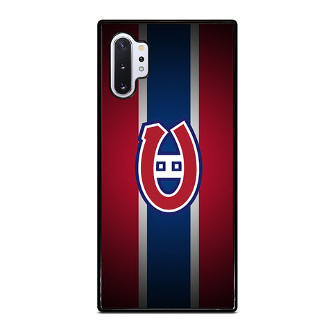 MONTREAL CANADIENS FLAG LOGO Samsung Galaxy Note 10 Plus Case Cover