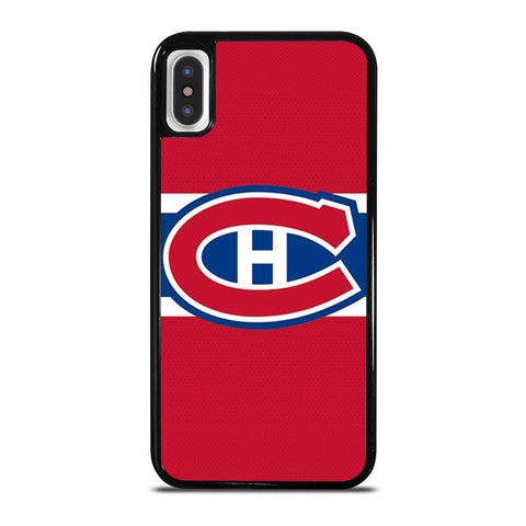 MONTREAL CANADIENS FLAG iPhone X / XS Case