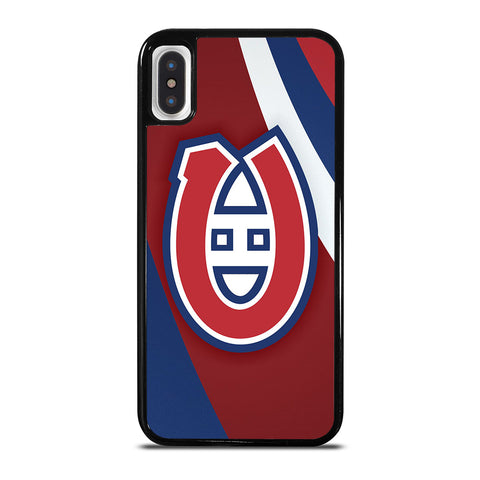 MONTREAL CANADIENS LOGO iPhone X / XS Case