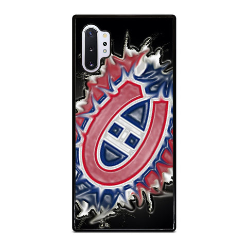 MONTREAL CANADIENS STYLE Samsung Galaxy Note 10 Plus Case Cover