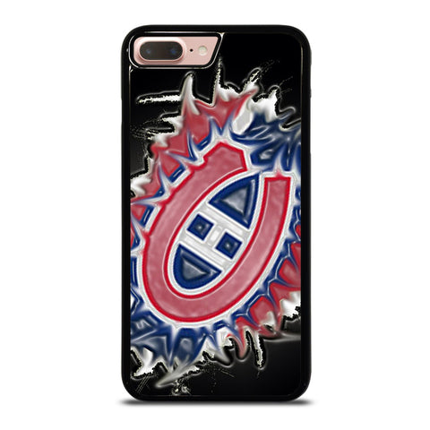 MONTREAL CANADIENS STYLE iPhone 7 Plus / 8 Plus Case
