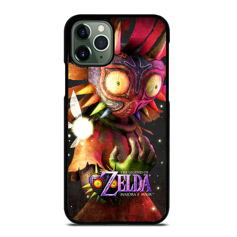 Majora's Zelda iPhone 11 Pro Max Case