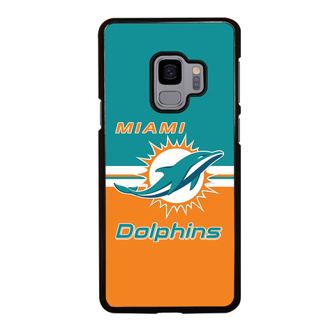 Miami Dolphins Football Samsung Galaxy S9 Case