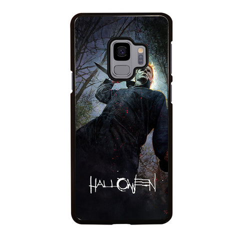Michael Myers Halloween Action Samsung Galaxy S9 Case