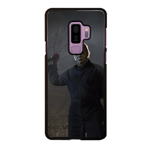 Michael Myers Halloween In Action Samsung Galaxy S9 Plus Case
