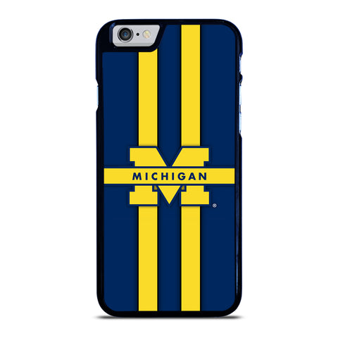 Michigan Wolverines Logo iPhone 6 / 6S Case