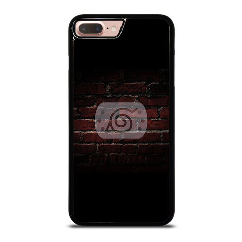NARUTO KONAHA LOGO iPhone 7 Plus / 8 Plus Case