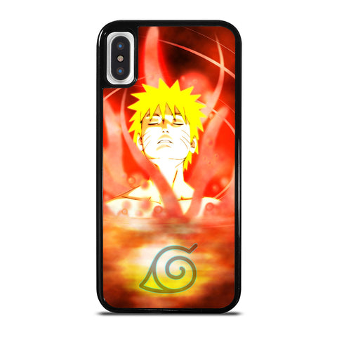 NARUTO SHIPUDEN iPhone X / XS Case