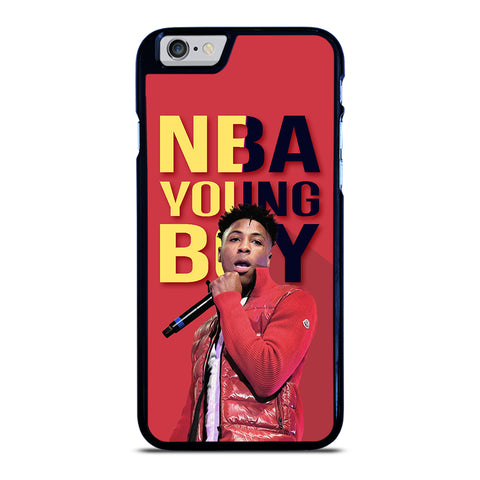 NBA Young Boy Rapper Singer iPhone 6 / 6S Case