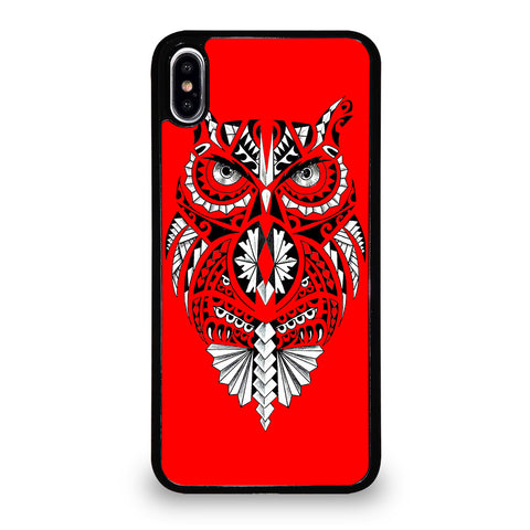 NEW AZTEC OWL iPhone XS Max Case