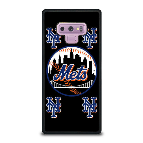 NEW YORK METS BATCH Samsung Galaxy Note 9 Case