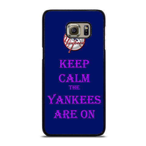 NEW YORK YANKEES ARE ON Samsung Galaxy S6 Edge Plus Case