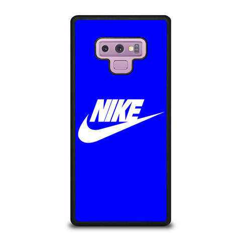 NIKE IN BLUE Samsung Galaxy Note 9 Case