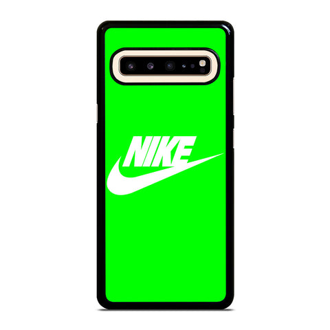 NIKE IN GREEN Samsung Galaxy S10 5G Phone Case