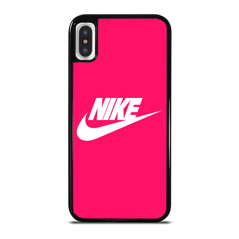 NIKE IN PINK iPhone X / XS Case
