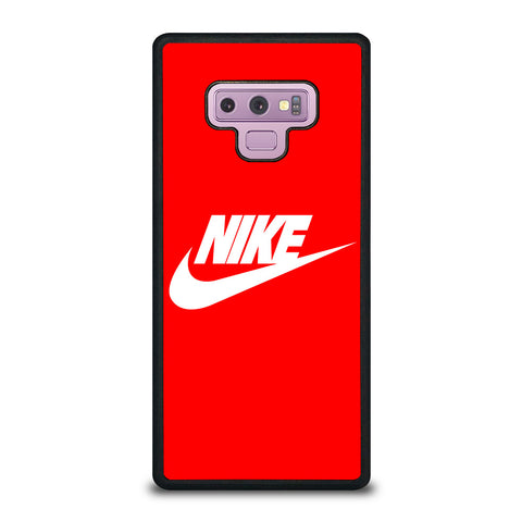NIKE IN RED Samsung Galaxy Note 9 Case