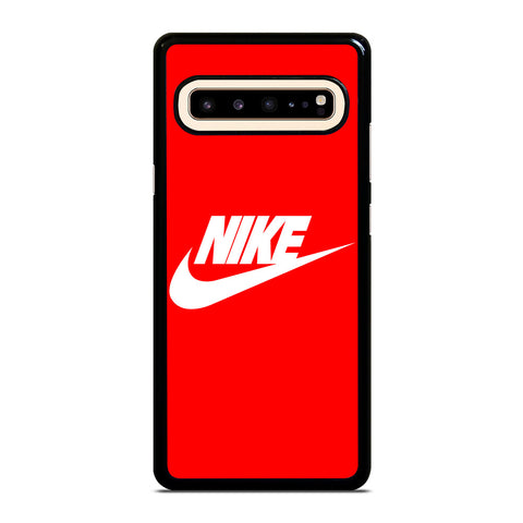 NIKE IN RED Samsung Galaxy S10 5G Phone Case