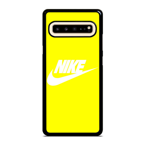 NIKE IN YELLOW Samsung Galaxy S10 5G Phone Case
