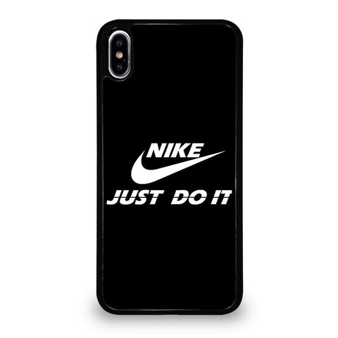 NIKE JUST DO IT iPhone XS Max Case