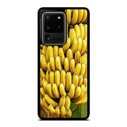 Natural Bananas Samsung Galaxy S20 Ultra / S20 Ultra 5G Case
