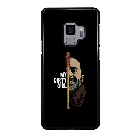 Negan & Lucille My Dirty Girl Samsung Galaxy S9 Case