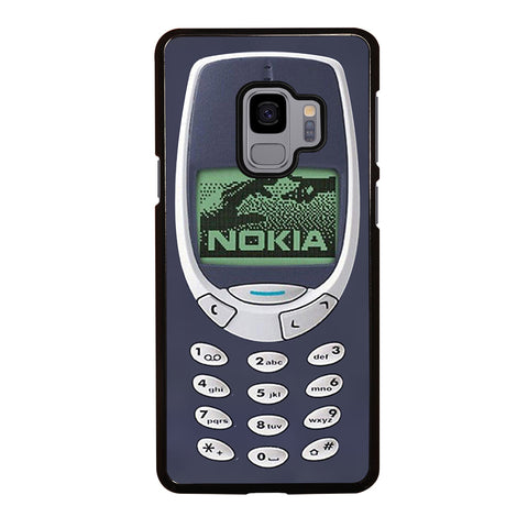 Nokia 3310 Mobile Retro Samsung Galaxy S9 Case