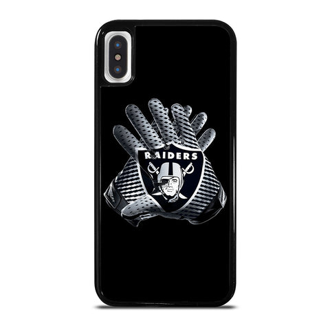 OAKLAND RIDERS GLOVES iPhone X / XS Case