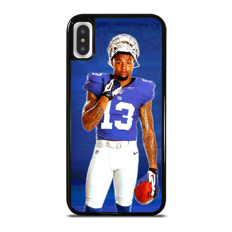 ODELL BECKHAM JR COOL PICTURE iPhone X / XS Case