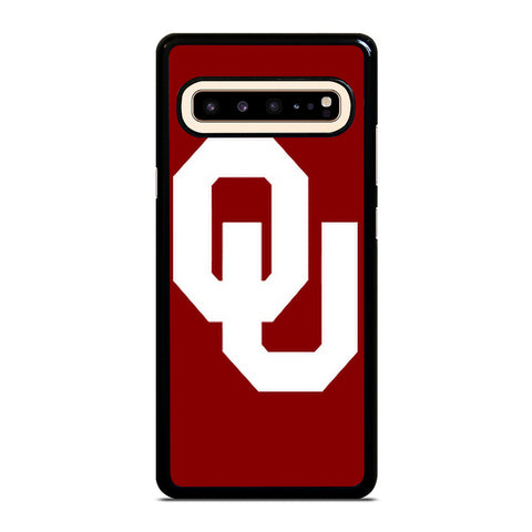 OKLAHOMA SOONER Samsung Galaxy S10 5G Phone Case