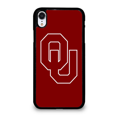 OKLAHOMA SOONER LOGO iPhone XR Case