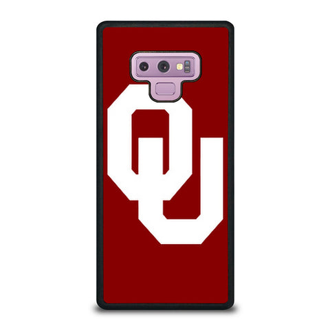 OKLAHOMA SOONER Samsung Galaxy Note 9 Case