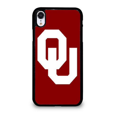 OKLAHOMA SOONER iPhone XR Case