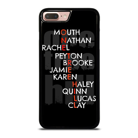 ONE TREE HILL LETTER iPhone 7 Plus / 8 Plus Case