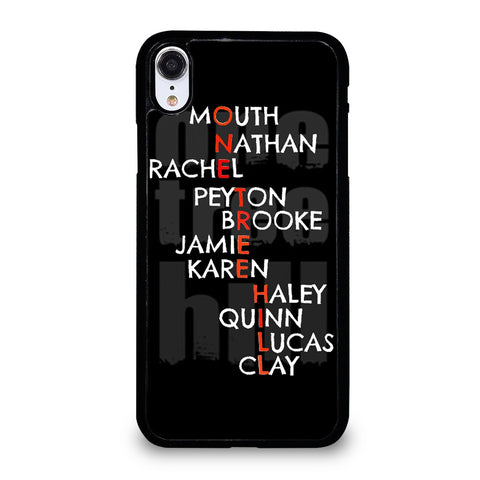 ONE TREE HILL LETTER iPhone XR Case