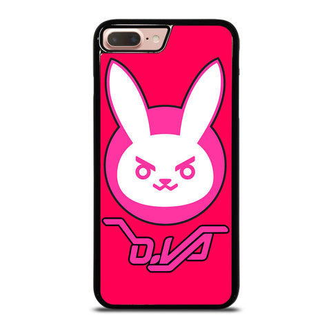 OVERWATCH D.VA RABBIT iPhone 7 Plus / 8 Plus Case