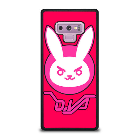 OVERWATCH D.VA RABBIT Samsung Galaxy Note 9 Case