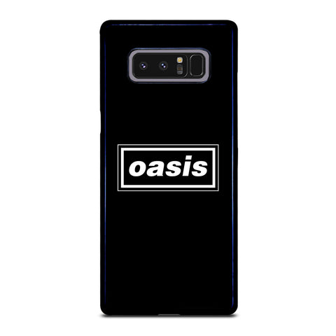 Oasis Logo Samsung Galaxy Note 8 Case