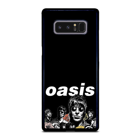 Oasis The Legend Samsung Galaxy Note 8 Case