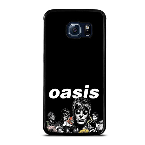Oasis The Legend Samsung Galaxy S6 Edge Case